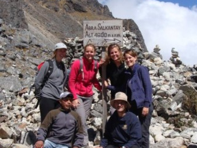 salkantay group