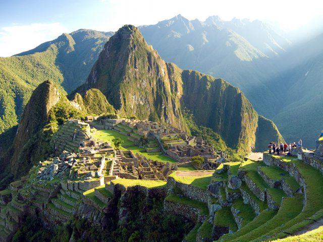 verkorte inca trail
