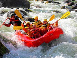 Rafting in Cusco