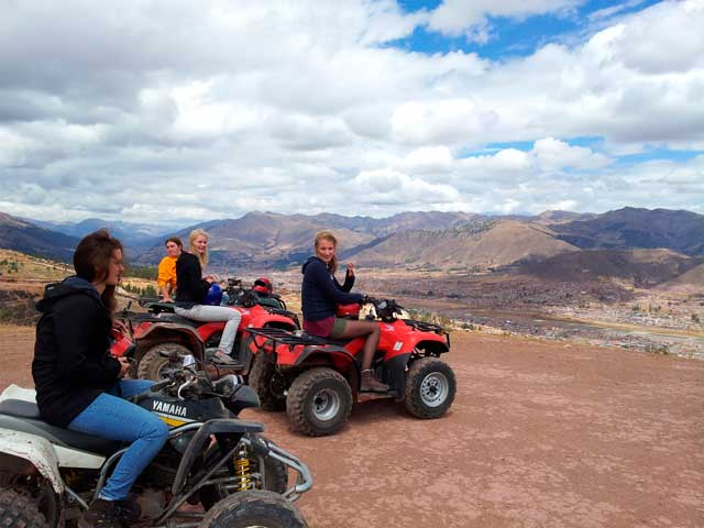 Quad tour Cusco